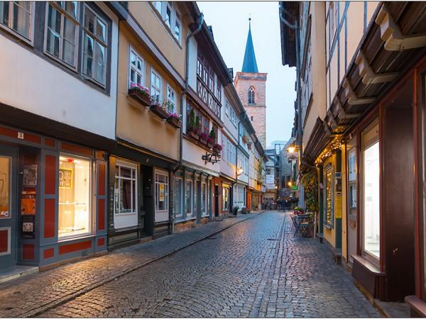 Erfurt nightshots