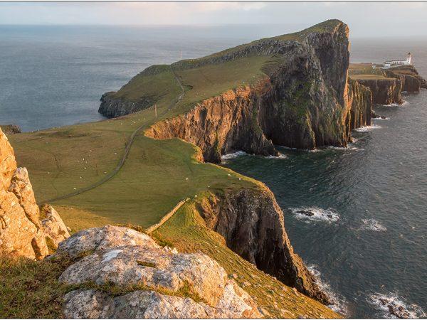 Isle of Skye in October